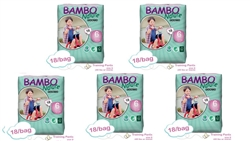 Bambo Nature Training Pants Xl 18 Kg Multibuy 90 18 X 5