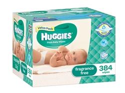 Huggies Baby Wipes Mega Pack 384 Wipes At Gotoddler