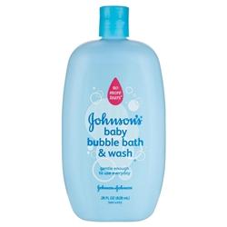 Johnson S Baby Bubble Bath Amp Wash 828ml At Gotoddler Com