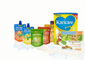 Karicare, Raffertys Garden, baby formula and food