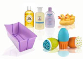 Baby Bath and Skincare